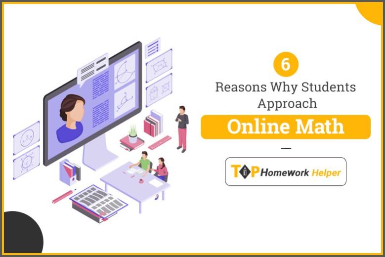 Reason to choose online math homework