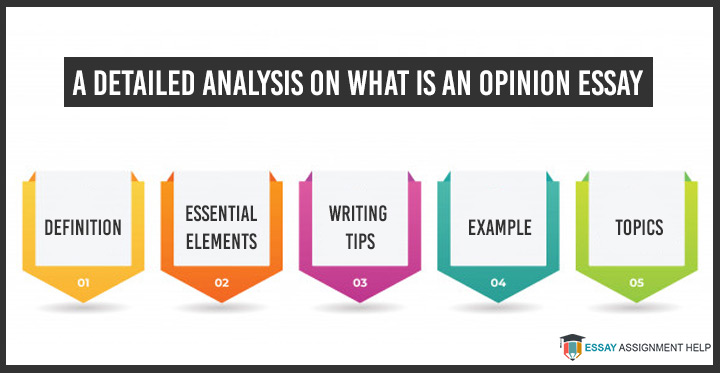 A Detailed Analyis on What is an Opinion Essay - Essayassignmenthelp.com.au