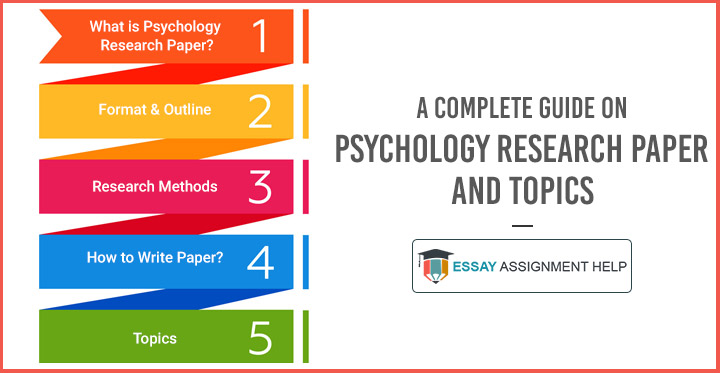 ABCs of Psychology Research Paper and Topics to Begin With - Essayassignmenthelp.com,au