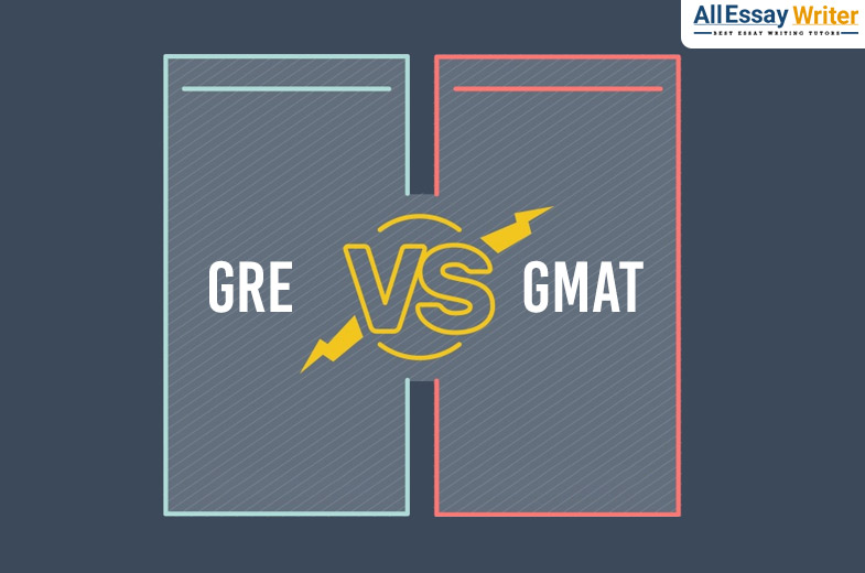 GMAT and GRE