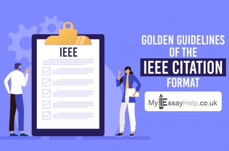 IEEE Citation Format