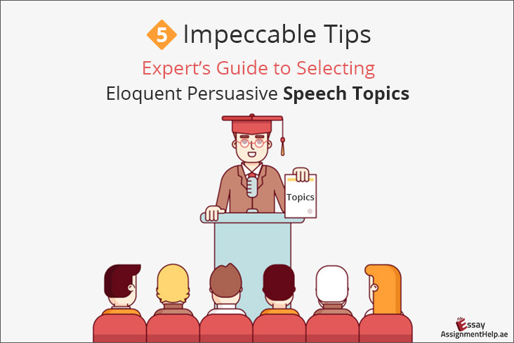 Persuasive Speech Topics - 5 Tips of Choosing Persuasive Speech