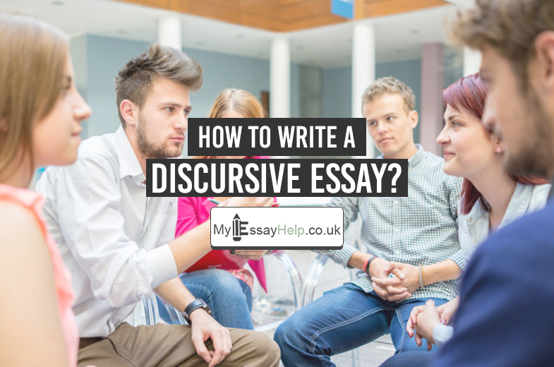 How To Write A Discursive Essay?