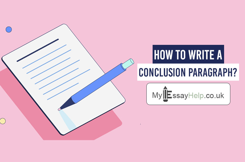 How to write a conclusion paragraph