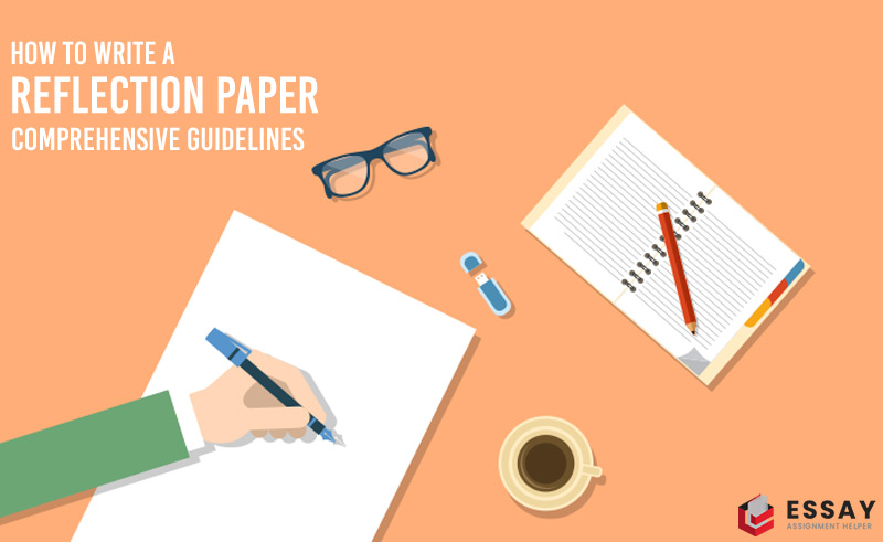 Write a Reflection Paper