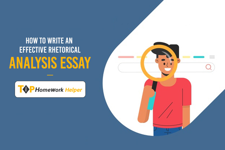 rhetorical analysis essay