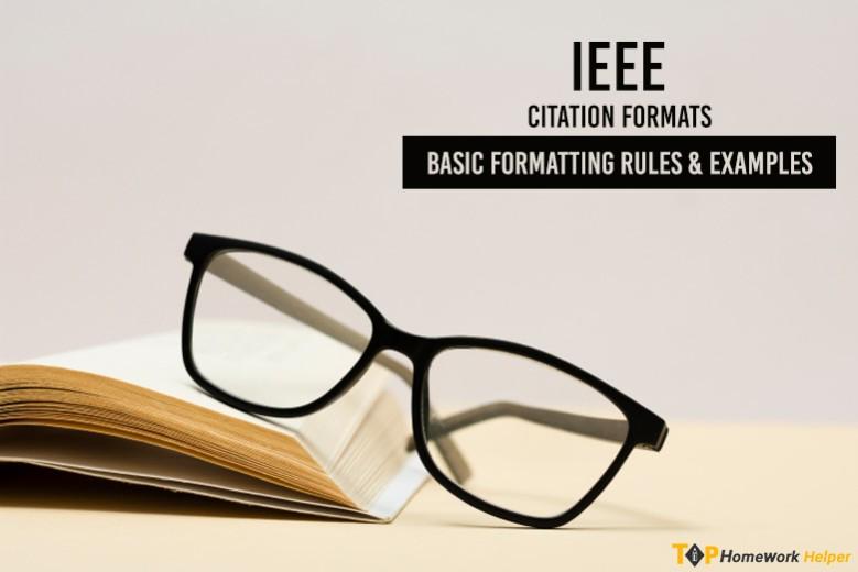 IEEE Citation Formats