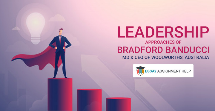 Leadership Approaches of Bradford Banducci in This Era - Essayassignmenthelp.com.au