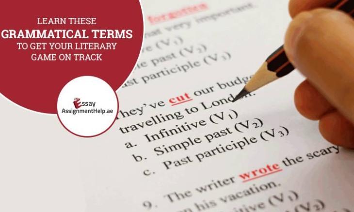 Grammatical Terms