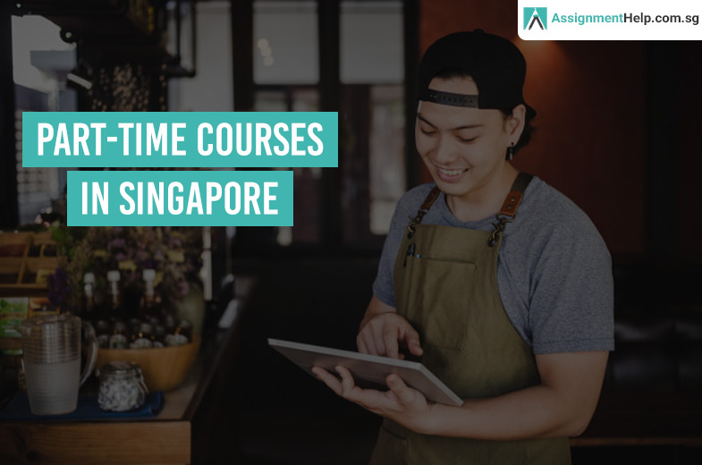 Part Time Course in Singapore