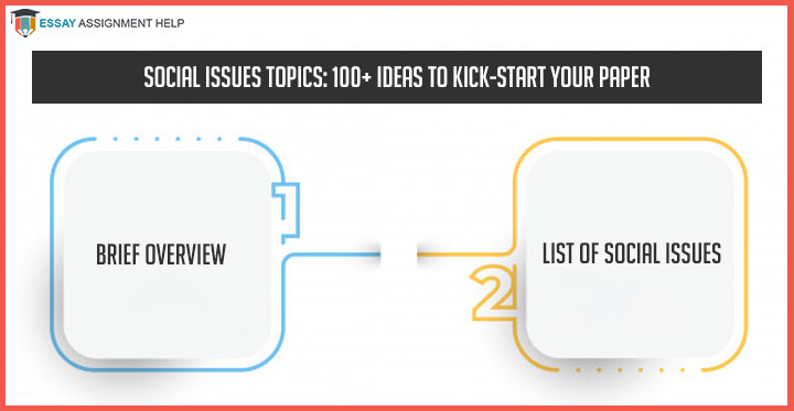 Social Issues Topics: 100+ Ideas to Kick-Start Your Paper - Essayassignmenthelp.com.au
