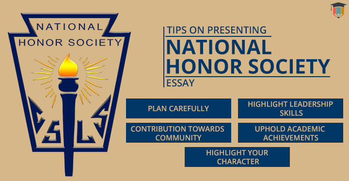 National Honor Society Essay: A Guide on Presenting the Paper
