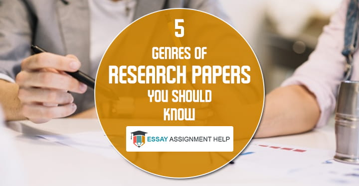 Top 5 Types of Research Papers of All Time - Essayassignmenthelp.com.au