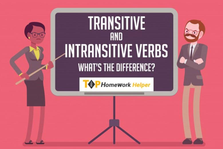 Transitive & Intransitive Verbs