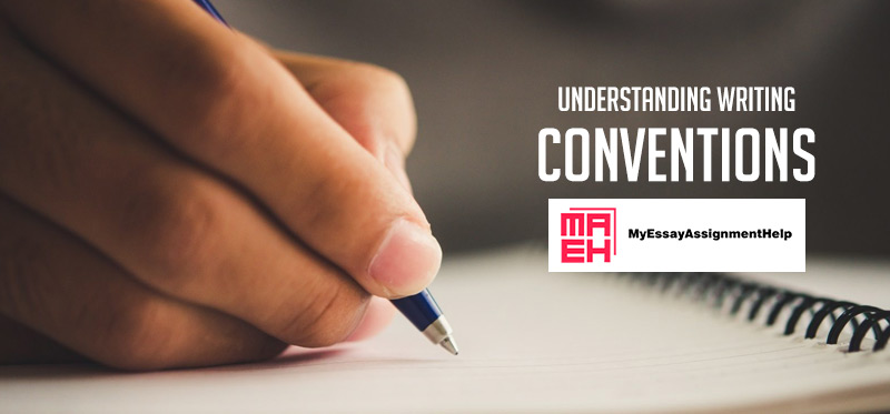 English Writing Conventions