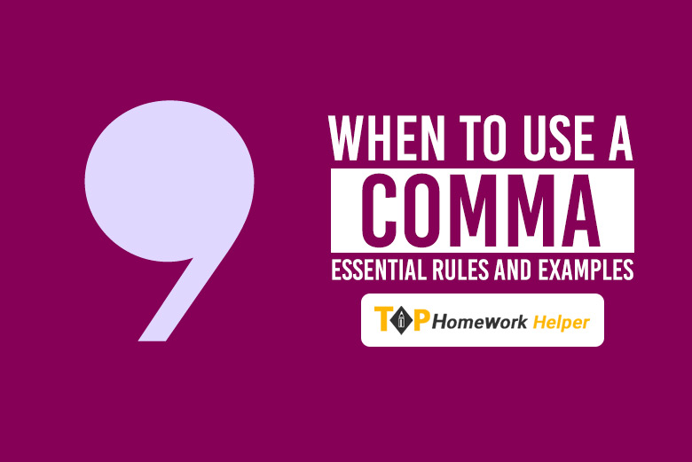 comma-essential-rule