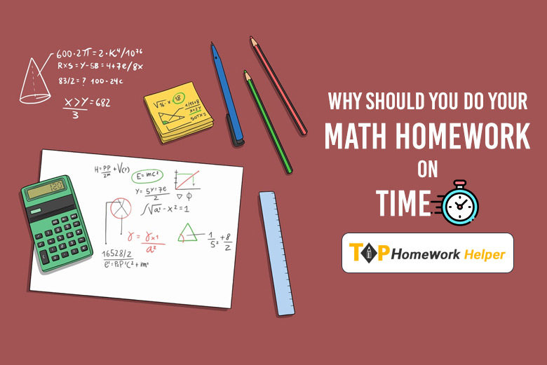 Do your math homework