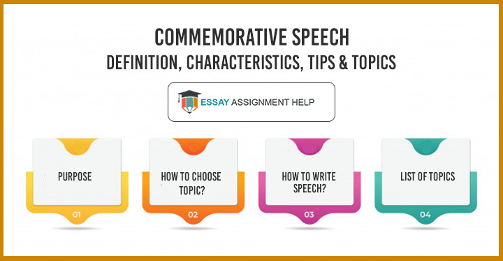 Commemorative Speech Topics & Ideas that Promise Good Grades - Essayassignmenthelp.com.au