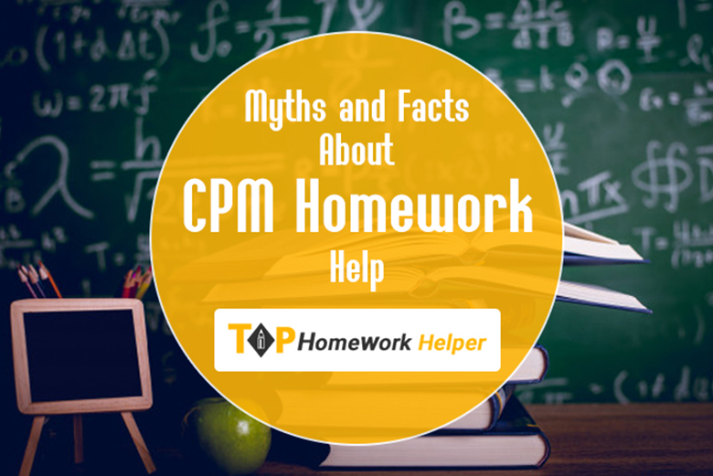 Facts about CPM homework help